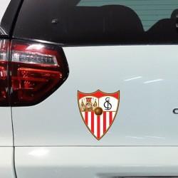 Autocolante escudo Sevilla fc