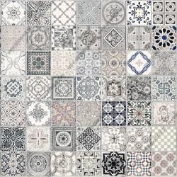 Vinil mesa azulejos vintage