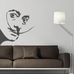 Vinil decorativo Salvador Dali