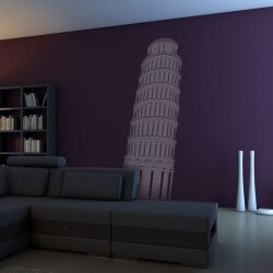 Vinil Torre Pizza
