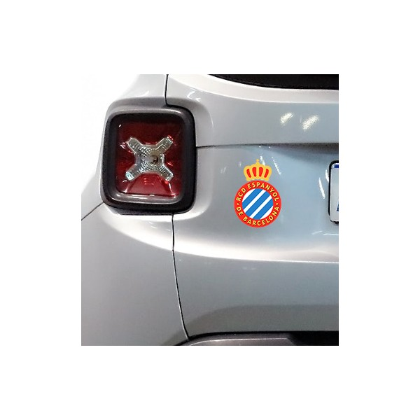 Autocolante carro Real Sociedad