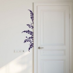 Vinil decorativo arbusto 2