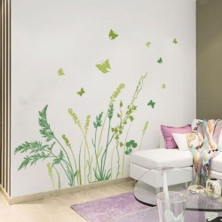Vinil de parede borboletas 1