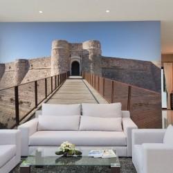 Mural de parede Monte Aragon