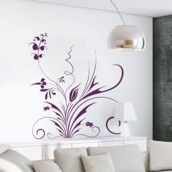 Vinil floral 7