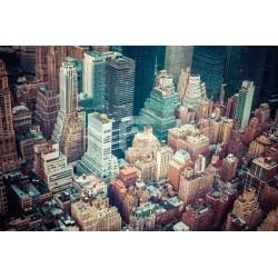Mural edifícios New York