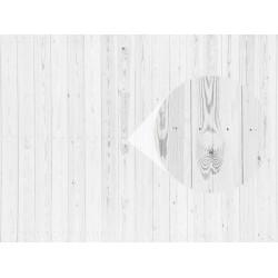Vinil madeira de pinheiro branco