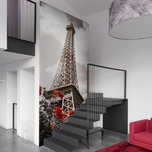 Mural de parede Torre Eiffel