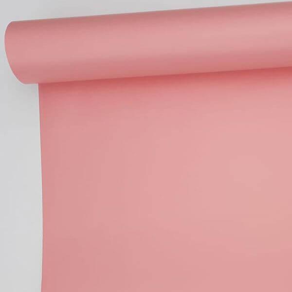 Vinil a metro rosa pastel