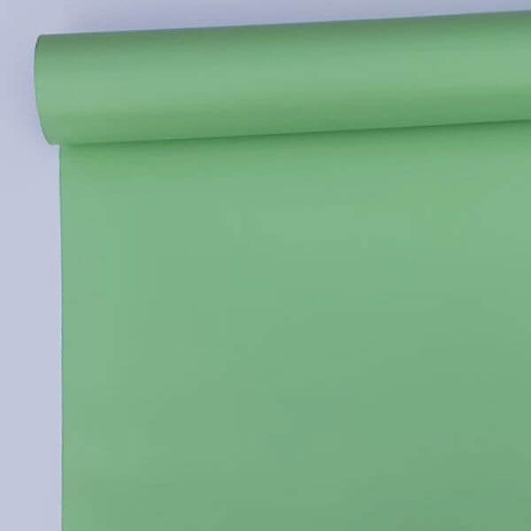 Vinil a metro verde pastel