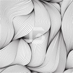 Vinil para móveis linhas abstratas