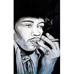 Papel de parede Jimi Hendrix