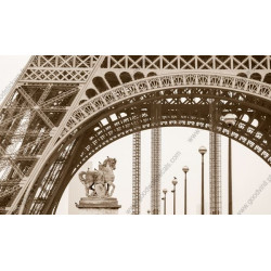 Papel de parede Torre Eiffel