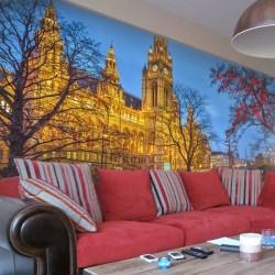 Foto mural atrações de Viena