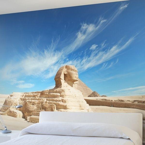 Foto mural Grande Esfinge 1