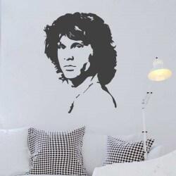 Vinil de parede Jim Morrison