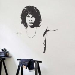Adesivo de Jim Morrison 2