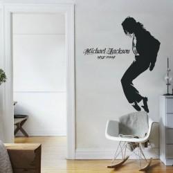 Adesivo de Michael Jackson 2