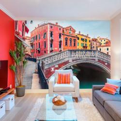 Papel pintado ponte em Veneza
