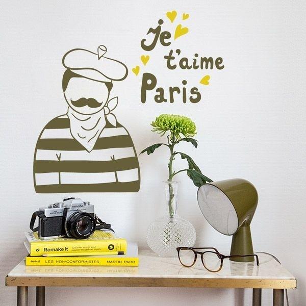 Vinil je taime Paris