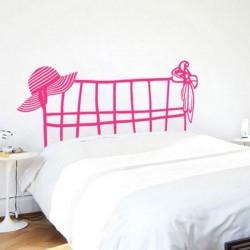 Vinil para camas cabeceira...