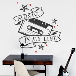 Vinil music is my life