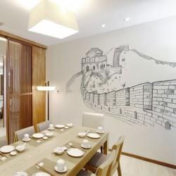 Papel pintado A Grande Muralha