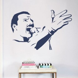 Vinil decorativo Freddie...