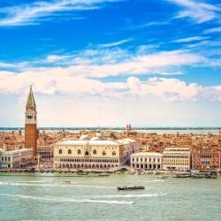 Foto mural cidade Veneza