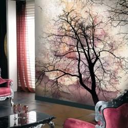 Vinil de parede árvore 8
