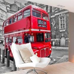 Foto mural autocarro em...