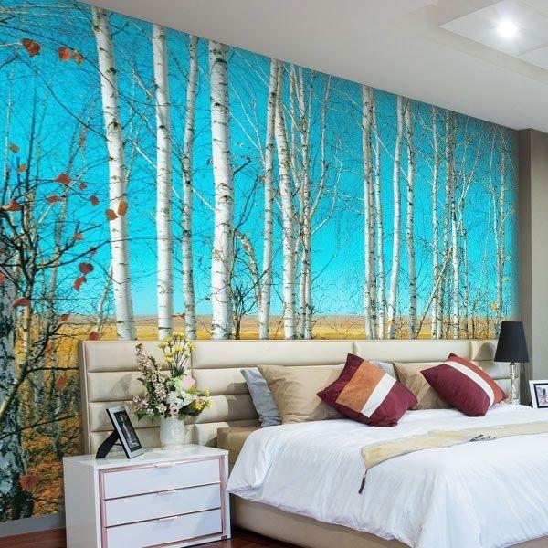 Papel de parede árvores 5