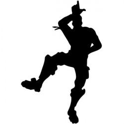 Vinil Fortnite baile Take The l