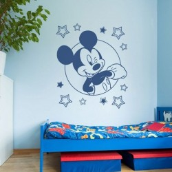 Vinil de Mickey Mouse