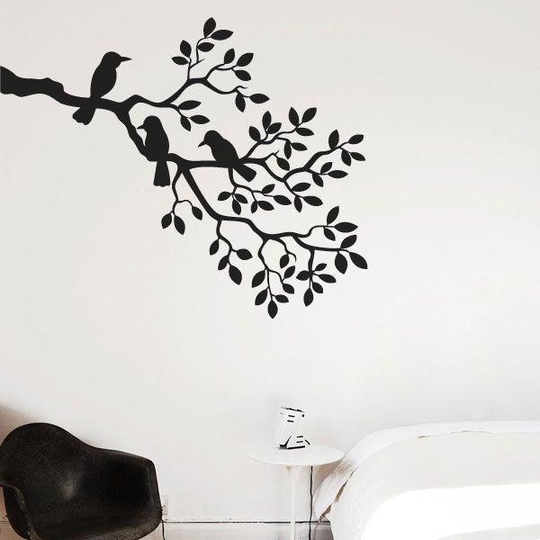 Adesivo de parede árvore 7