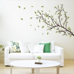 Vinil decorativo árvore 5