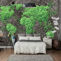 Papel de parede mundo botânico