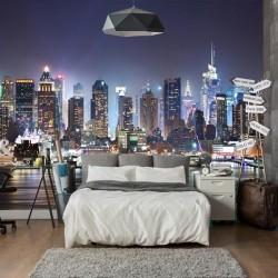 Vinil New York de noite