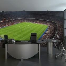 Mural Barcelona Camp Nou