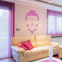 Vinil de parede budismo 1