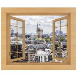 Vinil janela Londres
