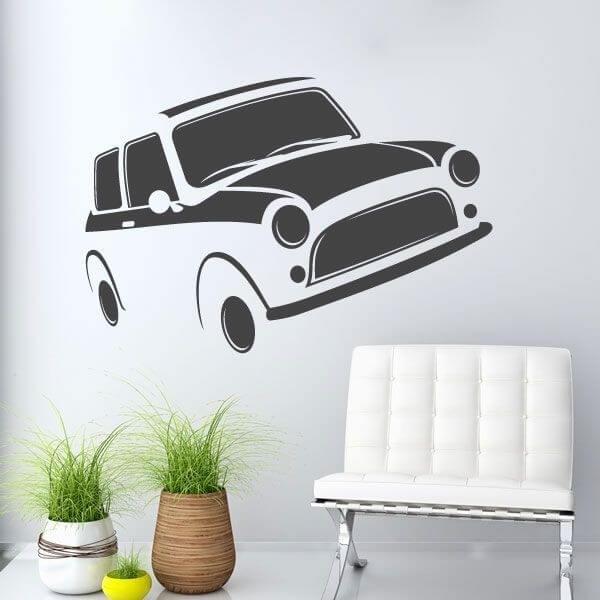 Autocolante decorativo Mini