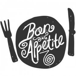 Vinil Bon appétit 1