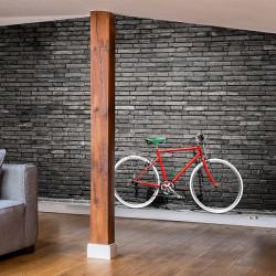 Mural de parede bicicleta vermelha