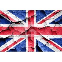Vinil bandeira Reino Unido 1