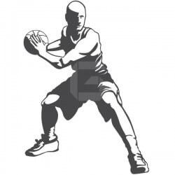 Vinil de desporto basquetebol