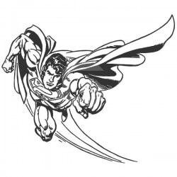 Vinil infantil Superman