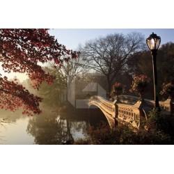 Mural ponte em Central Park