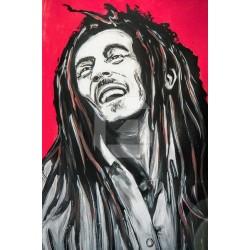 Papel pintado Bob Marley 1