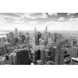 Foto mural cidade de Chicago